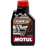 Масло MOTUL FORK OIL LIGHT / MEDIUM FACTORY LINE 7,5W1л. фото