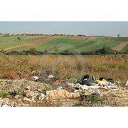 Уборка и вывоз мусора сельскохозяйственного фото