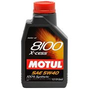 Motul 8100 X-cess 5W-40 1L фото