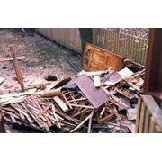 Утилизация строительного мусора фото