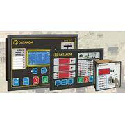 Контроллеры DATAKOM для щитов автоматического ввода резерва АВР а также управления генераторами фото