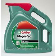 Моторное масло Castro Magnatec 5W-30 C3 4л фото