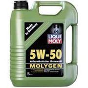 LIQUI MOLY Molygen SAE 5W-50 фото