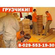 Грузчики Минск, услуги грузчиков в Минске фото