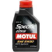 Масло MOTUL SPECIFIC 229.51 SAE 5W30 (1L) фото