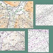 Картографические работы фото