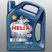 Shell Helix HX7 5W-40 1л фото