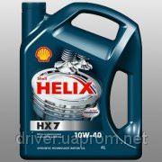 Shell Helix HX7 10W-40 4л фото