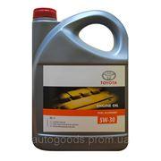 Моторное масло Toyota 5W-30 Fuel Economy 5л. фото