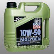 Полусинтетическое моторное масло Ликви Моли 10w50 Liqui Moly Molygen 10W-50 1л фото