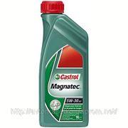 Castrol Magnatec 5w30 A1, A3/B4, C3 1л синтетическое моторное масло кастрол магнатек 5w-30 1l фото