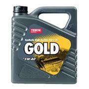 Моторное масло Teboil Gold S (синт) 5W-40 4л фотография