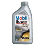 Автомобильное масло Mobil super diesel 3000 5W40 1л. фото