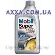 Синтетические масла Mobil Super 3000 X1 Formula FE 5W-30, 1л фото