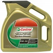 Castrol EDGE Turbo Diesel 4l — 0W30 фото