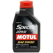 Моторное масло MOTUL SPECIFIC MB 229.51 5w30 , 1 л. синтетика фото