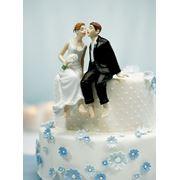 Изготовление свадебного торта фото