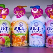 Молочное мыло для тела Milky фото