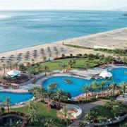 ОАЭ Отель Le Meridien Al Aqah Beach Resort 5* фото