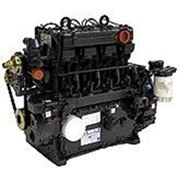 Дизельные двигатели Lister Petter моделей: LPW2 LPW3 LPW4 и LPWT4 фото