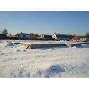 Земельный участок в Бресте, пригород, 24 сотки. фундамент. 120103 фото