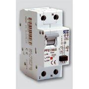 Устройства защитного отключения со сверхтоковой защитой PFI 2 SEZ фото