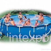 Каркасный бассейн 549x122 см. INTEX 54952 фото