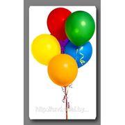 Оформление яркими и воздушными шарами от Дениса Наркевича фото