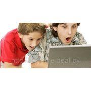 Защита детей от вредоносного влияния интернета фото