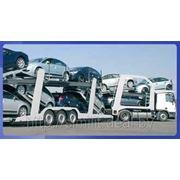 Доставка автомобиля из Голландии в РБ фото