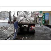 Вывоз снега грузчики фото