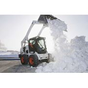 Уборка вывоз снега расчистка территроий фото