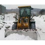 Уборка и вывоз снега Киев Киевская область фото