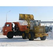 Уборка вывоз снега в Донецке Донецкой области фото