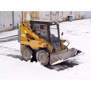 Уборка снега Запорожье фото
