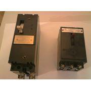 Автоматический выключатель АЕ2046 АЕ2036 А3716 А3726 А3796 А3776 АЕ2541-45 АЕ31-35 А63 фото
