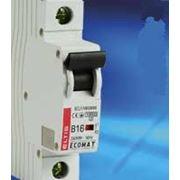 Автоматический выключатель Ecomat С 16 10 кА 1р фото