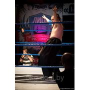 Копрогор про-рестлер Беларусь New Belarus Pro-Wrestling фото