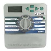 Контроллер полива HUNTER ХС ( 6 зон) внутренний монтаж фото