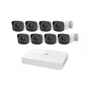 Комплект IP видеонаблюдения на 8 камер фото