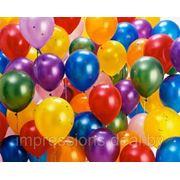 Украшение детской комнаты воздушными шарами