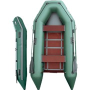 Надувная моторная лодка Storm Stm 300 фото