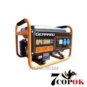 Бензиновая электростанция Gerrard GPG 3500 фото