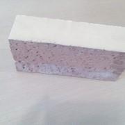Кирпич керамический лицевой полнотелый одинарный КЛО М-250 фото