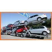 Доставка автомобиля из Франции в РБ фото