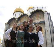Cредневековые танцы фотография
