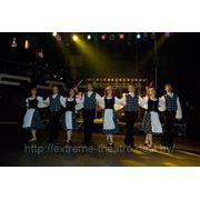 Кельтское шоу. Ирландские танцы и музыка, шотландские игры, шоу волынщиков фото