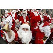 Дед Мороз и Снегурочка на дом, на корпоратив, в офис или детский сад/школу в Минске фото