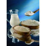 Производим сухое цельное и сухое обезжиренное молоко. Переработка молока в Донецк. фото
