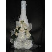Свадебные бутылки фото